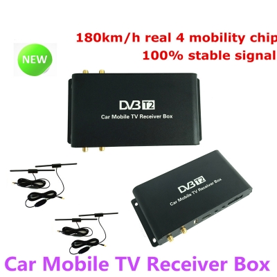 car dvb-t2 mobile digital tv box car dvb-t2 tv receiver with 4 ... - Mobile Tv Indonesia